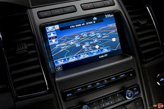 ford onboard navigation map update dvd gps map update