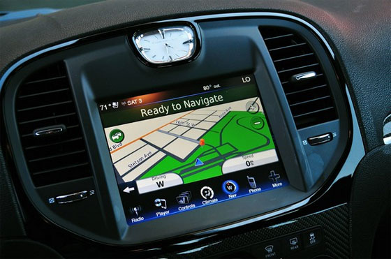 The Chrysler Navigation System
