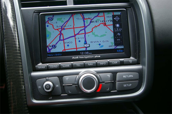 Update Your Audi GPS Maps